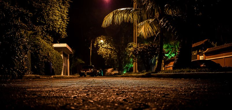 Escuintla Night Street-1